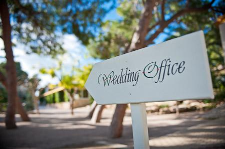 Wedding office Rebate