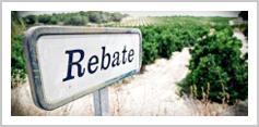 rebate area