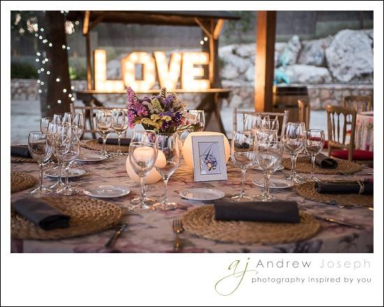 wedding in spain