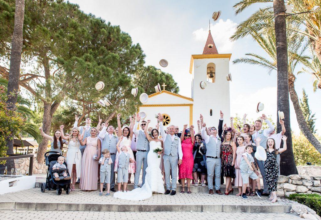 Wedding package Mediterranean - Finca Rebate